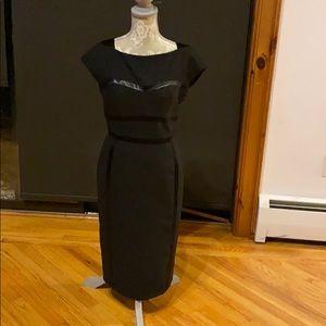 Anne Klein size 4 black dress